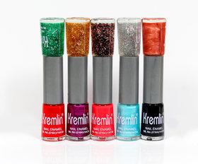 Kremlin Nail Polish Multi shades of 10