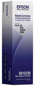 Epson PLQ 20 Ribbon Pack Of 3 For Use PLQ20,20D,20DM,20M