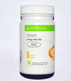 Herbal life Afresh Ginger Flavour 50 Grams Pack G