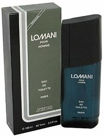 Lomani Pour Homme Edt - 100 Ml (For Men)
