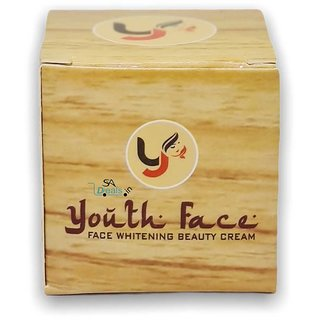 Youth Face Whitening Beauty Cream 50g
