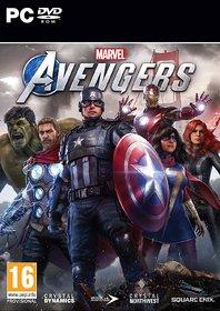 Marvel Avengers PC Game Offline Only
