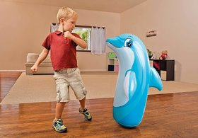 Gilol Hit Me Toy For Kids (Dolphin)