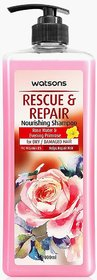 Watsons Rescue and Repair Nourishing Shampoo  1000ml