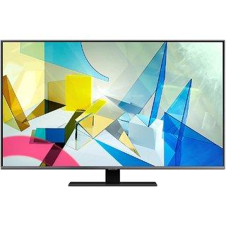 Samsung 123 cm (49 inches) 4K Ultra HD Smart QLED TV QA49Q80TAKXXL (Carbon Silver) (2020 Model)