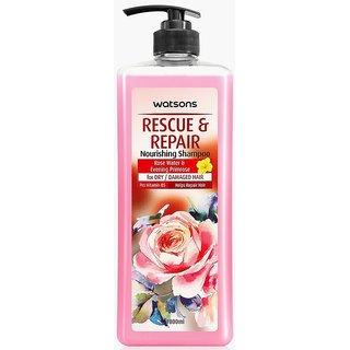 Watsons Rescue and Repair Nourishing Shampoo  1000ml