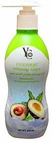 YC UV EXPERT WHITENING AVOCADO EXTRACT LOTION  (250 ml)