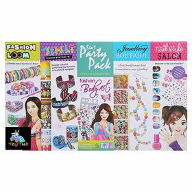 Gilol 5 in 1 Party Pack A Complete Gift Set