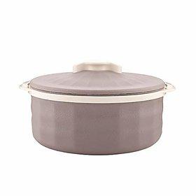Trueware Regal Serving Casserole 1500 ml Brown Inner Stainless Steel