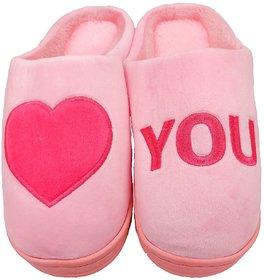 Pampys Angel W LU Winter Fur Slipper/Flip Flops for Women