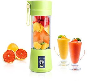 TSV  Portable Electric Juicer Cup,  Smoothie Blender USB Juice Mixing Bottle Machine with Magnetic Safe Switch