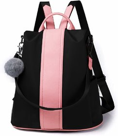 Lettest Pu Leather Trendy Backpack Used For Women  Girls Backpack School Bag Student Backpack Women Travel bag Tution B