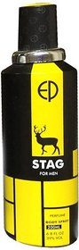 ESTIARA STAG PERFUME BODY SPRAY FOR MEN 200 ML Deodorant Spray - For Men  (200 ml)