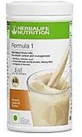 Herbal life Formula 1 Banana Caramel Nutritional  Shake !