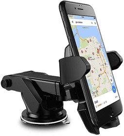 Raptech Car Mount Mobile Holder With 360 Degree Rotational(Multi, Car Mount)