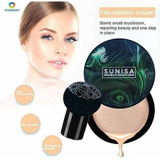 Sunisa 3 in 1 Air Cushion CC and BB cream foundation