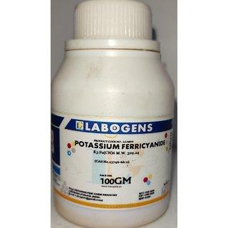 POTASSIUM FERRICYANIDE 98 Extra Pure - 100 GM