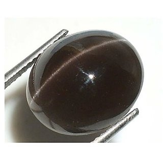 100% Original Black cat's eye Stone Lab Certified Stone 9 Ratti by Ratan Bazaar