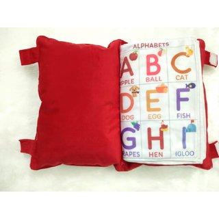 Uniquestyletrader Valvet Kids Cushion Book