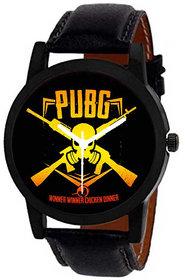 WWPUBG1-PUBG Graphics Fashion Watches by Wake Wood