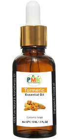 PMK Pure Natural Turmeric Essential Oil (15ML)