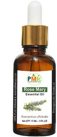 PMK Pure Natural Rosemary Essential Oil (15ML)