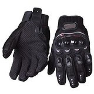 Pro bike Gloves - Bike / Motorcycle / Cycle Riding Gloves - Biker Gloves Large
