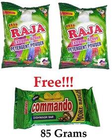 Pack of 2 Raja powder(500g)