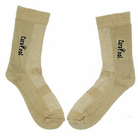 CuraFoot First In Podiatic Care Diabetic  Therapeutic Socks for Men  Women