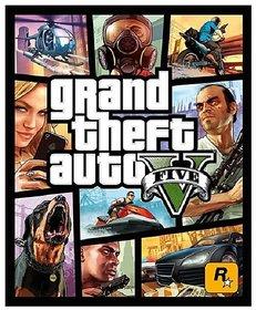 Grand Theft Auto V -GTA 5 Rockstar Games ( PC Game ) ( DVD )