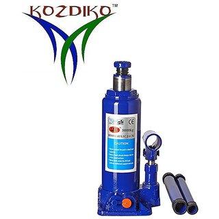 Kozdiko 5 Ton Hydraulic Bottle Vehicle Jack For for Maruti Suzuki Alto K10