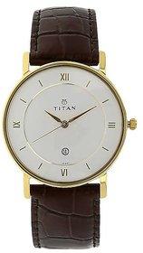 Titan 9162 Elegant Watch for Men