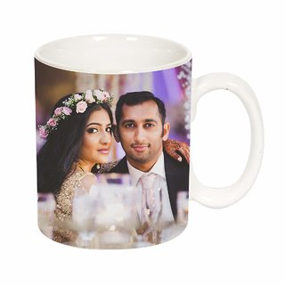 Customized/Personalized Gift Photo Mug for Friend, Family and Loved Once