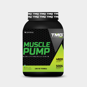 MUSCLE PUMP-1KG (MUSCLE GAINER)