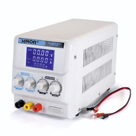 Variable SMPS 0 to 30V DC / 0 to 5Amps. Power Supply with Watt Display.