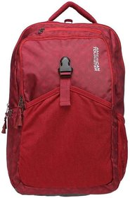 AMERICAN TOURISTER 35 L Laptop Backpack INSTA NXT 02 35 L Laptop Backpack  (Red)