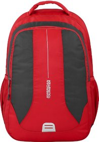 American Tourister Link+ 01 35 L Laptop Backpack (Red)