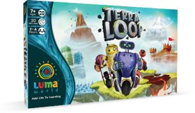 Luma World Educational Board Game for Ages 7 and up Terra Loop