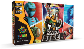 Luma World Strategy Board Game for Ages 10 and up Alpha Steel