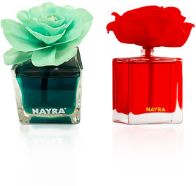 Nayra Magical Diffuser Fragrance Breezy Bliss And English Rose