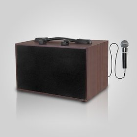 Flow Karoke 2.1 Speaker System for People who love to SING,Portable and Must Buy Bluetooth Speaker System