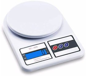 NBS Kitchen Weighing Scale (SF400) maximum weight 10KG (useful in house,kichen)
