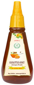 Agri Club Organic Unprocessed Eucalyptus Honey (250g)
