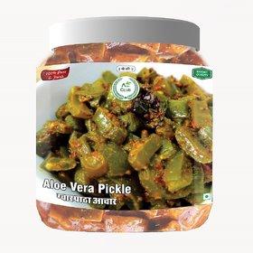 Agri Club ALOEVERA Pickle(Gawar Patha Achar) 750gm