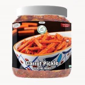 Agri Club Carrot Pickle (Gajar Ka Achar)    (750gm)