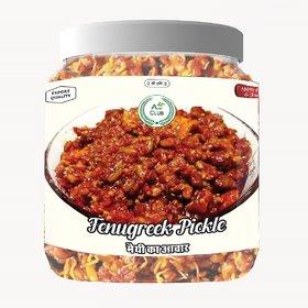 Agri Club Fenugreek's Pickle (Methi Dana Achar)    (750 gm)