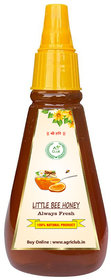 Agri Club Organic Unprocessed Little Be Honey (250g)