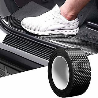 AutoBizarre High Gloss Anti Scratch Black Carbon Fiber Paint Protection Film Tape PPF for Car Protection and Decoration