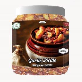 Agri Club Garlic Pickle (Lahsun Ka Achar) 750gm