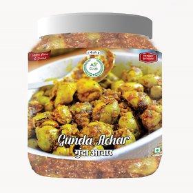 Agri Club Rajasthani Swaad Lesua Gunda Pickle Marwadi Lasode Ka Achar (   ) 750gm